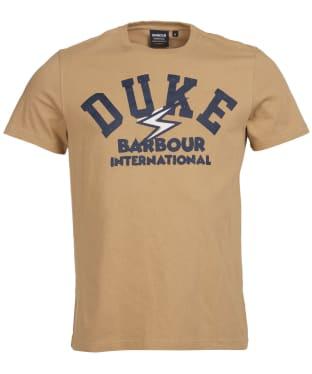 Men's Barbour International Duke Tee - Trench
