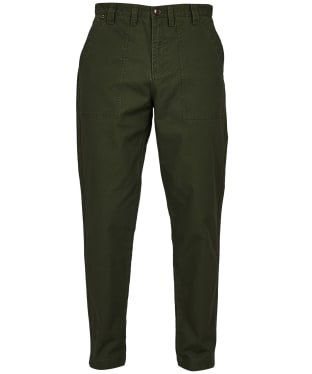 Men's Barbour International Patch Pocket Trousers - Strong Olive