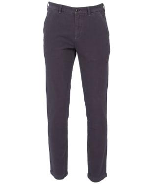 Men's Barbour Neuston Moleskin Trousers - Grey
