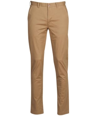 Men's Barbour Neuston Essential Chinos - Sand