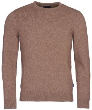 Men's Barbour Harold Crew Neck Sweater - Sandstone