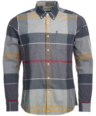 Men's Barbour Tartan 7 Tailored Shirt - Modern Tartan