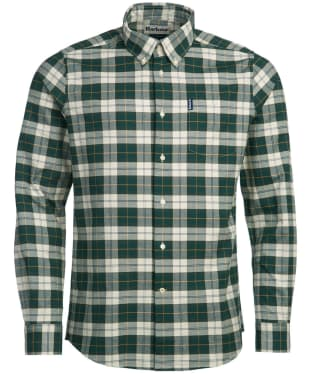 Men's Barbour Tartan 6 Tailored Shirt - Ancient Tartan
