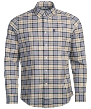 Men's Barbour Tartan 6 Tailored Shirt - Dress Tartan