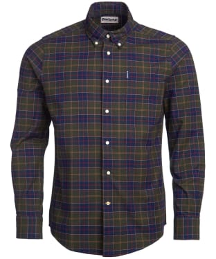 Men's Barbour Tartan 6 Tailored Shirt - Classic Tartan