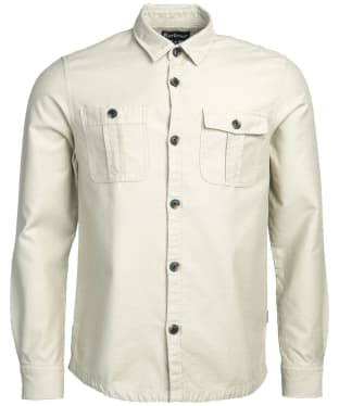 Men's Barbour Wingate Overshirt - Neutral