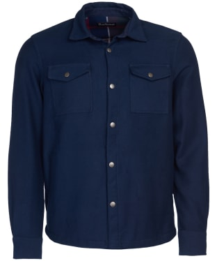Men's Barbour Carrbridge Overshirt - Navy