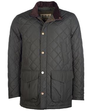 Men's Barbour Devon Jacket - Sage