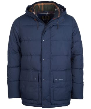 Men's Barbour Entice Quilted Jacket - Navy