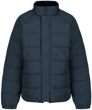 Men's Barbour Enkle Quilted Jacket - Navy