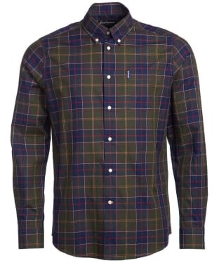 Men's Barbour Wetheram Shirt - Classic Tartan