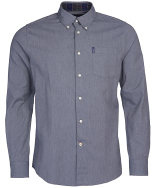 Men's Barbour Ferryhill Shirt - Grey Marl