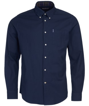 Men's Barbour Ferryhill Shirt - Navy