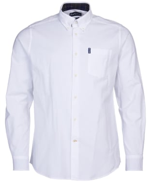 Men's Barbour Ferryhill Shirt - White