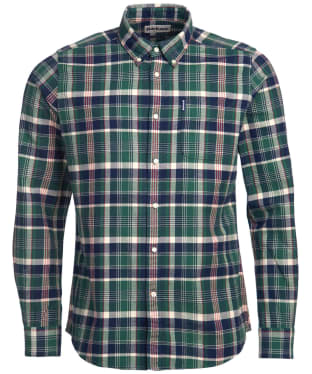 Men's Barbour Highland Check 31 Tailored Shirt