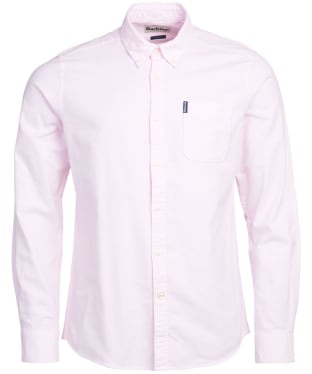Men's Barbour Oxford 8 Tailored Shirt - Pink