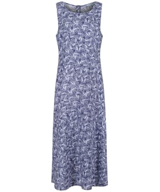 Women's Joules Chrissie Linen Dress - Blue Shells