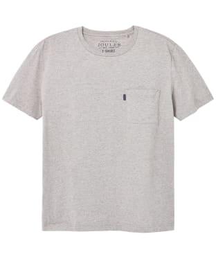 Men's Joules Denton T-Shirt - Grey Marl