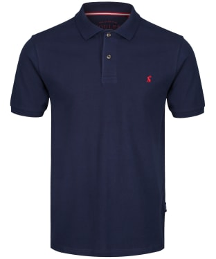 Men's Joules Classic Woody Polo Shirt - French Navy