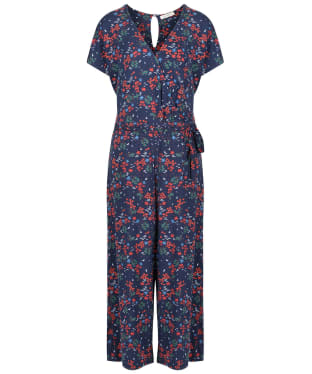 Women's Lily & Me Riley Jumpsuit - Navy