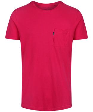 Men's Joules Denton T-Shirt - Magenta