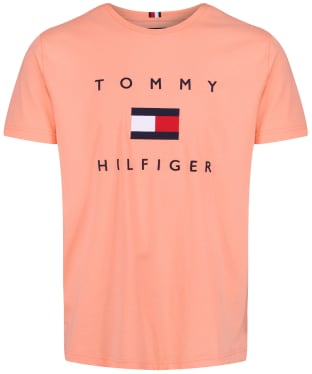 Men's Tommy Hilfiger Flag Tee - Island Coral