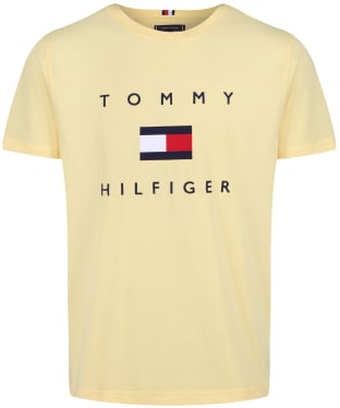 Men's Tommy Hilfiger Flag Tee - Sun Ray