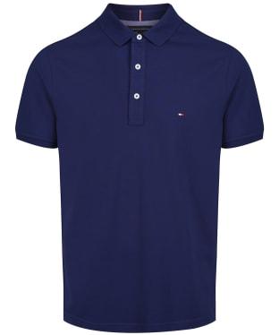Men's Tommy Hilfiger Slim Fit Polo Shirt - Blue Ink