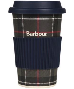 Barbour Tartan Travel Mug - Classic Tartan