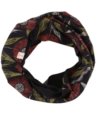 Women's Seasalt Bamboo Handyband - Textured Flower Head Black