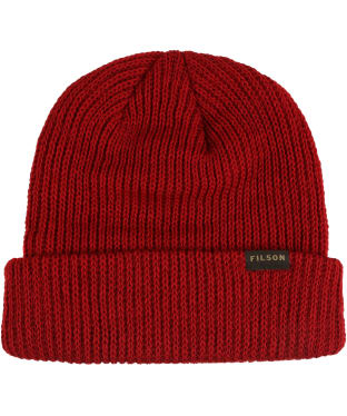 Filson Watch Cap Beanie - Red