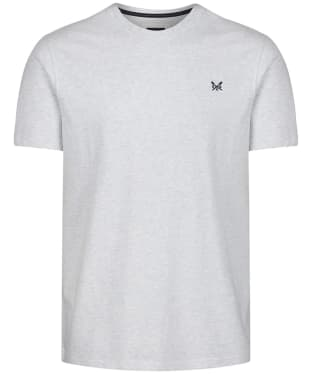 Men's Crew Clothing Classic Tee - Ice Grey Marl