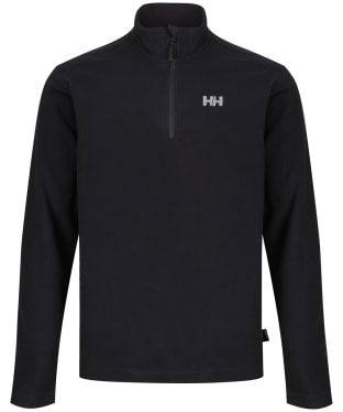 Men's Helly Hansen Daybreaker ½ Zip Fleece - Black
