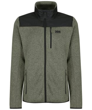 Men's Helly Hansen Varde Fleece Jacket - Lav Green