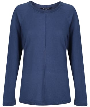 Women's Crew Clothing Cambourne Crew Jumper - Dark Denim
