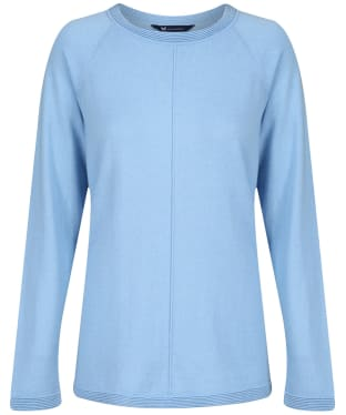 Women's Crew Clothing Cambourne Crew Jumper - Blue