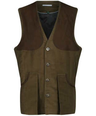 Men's Laksen Broadland Shooting Vest - Bronze