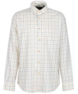 Men's Laksen Connor Shirt - Blue / Gorsy / Green