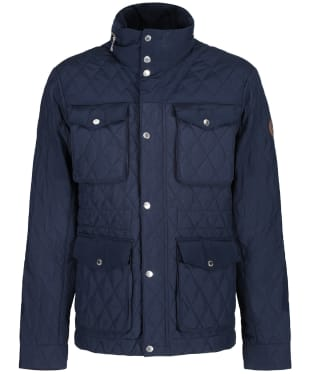 Men's Timberland Mount Crawford Quilted M65 Jacket - Dark Navy
