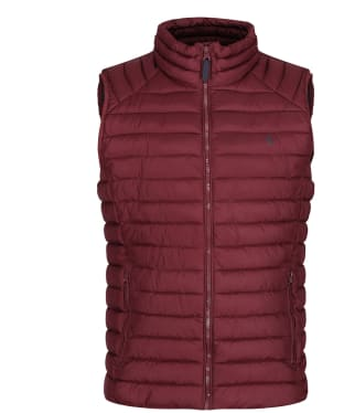 Men's Joules Go to Gilet - Port
