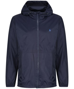 Men's Joules Arlow Lightweight Waterproof Jacket - Marine Navy