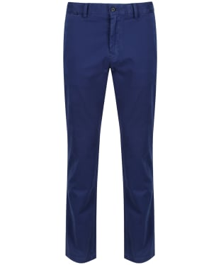 Men's Tommy Hilfiger Denton Flex Satin Chinos - Blue Ink