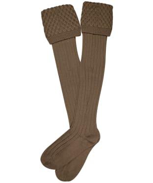Pennine Chelsea Socks - Nutmeg