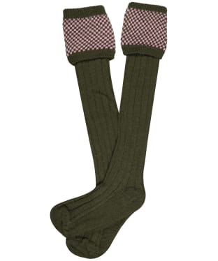 Men's Pennine Penrith Shooting Socks - Pink