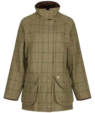 Women's Alan Paine Combrook Waterproof Coat - Lotus
