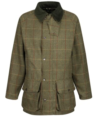 Men's Alan Paine Rutland Waterproof Coat - Oak