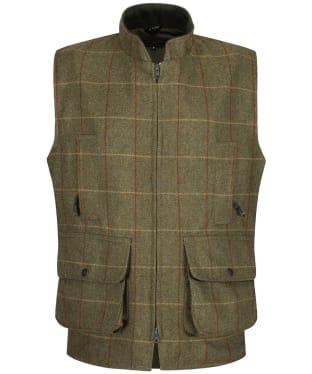 Men's Alan Paine Rutland Waistcoat - Oak