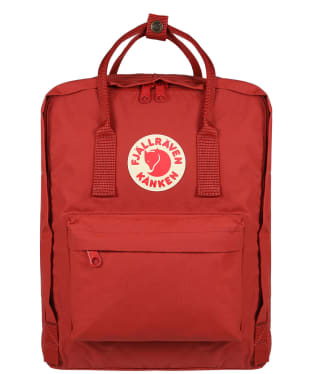 Fjallraven Kanken Backpack - Deep Red