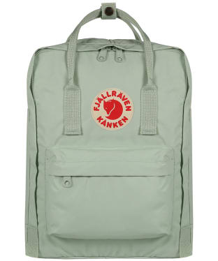 Fjallraven Kanken Backpack - Mint Green