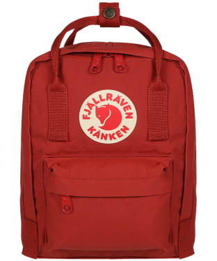 Fjallraven Kanken Mini Backpack - Deep Red